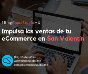 Impulsa las ventas de tu eCommerce en San Valentin