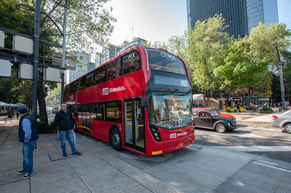 Transporte de la Ciudad de México