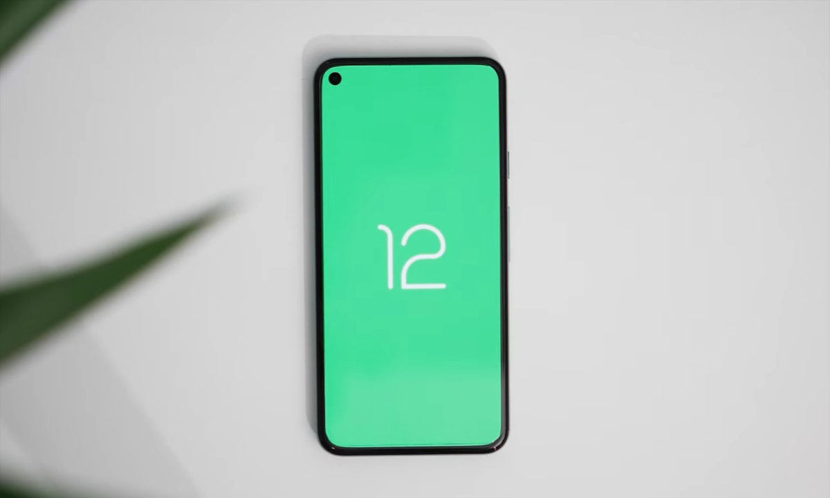 Android 12 Beta 3 tiene una nueva forma salvaje de manejar la rotación automática